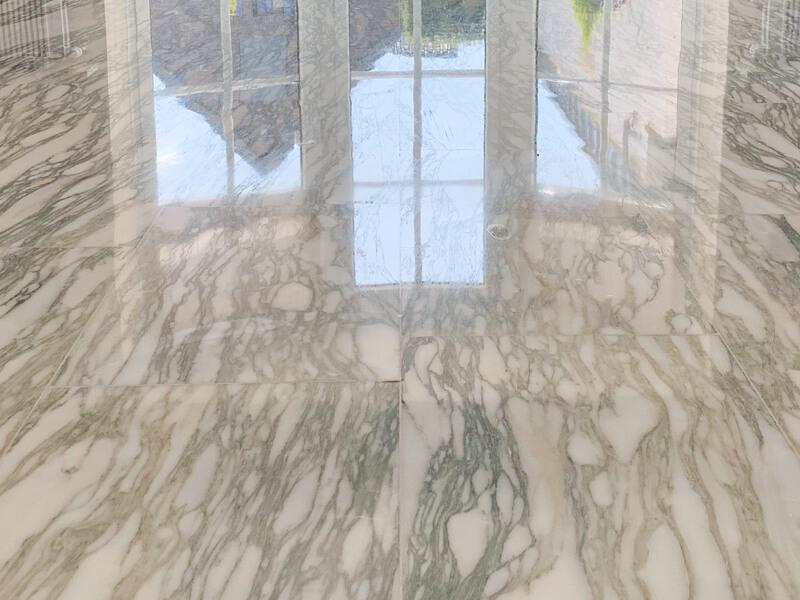 Marmorsanierung durch Natursteinsanierung Mudersbach